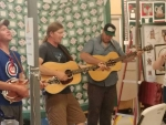 Neil Mangrum & Friends at Quilt Festival 1 - Suzi Tennison