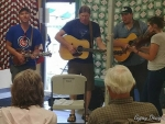 Neil Mangrum & Friends at Quilt Festival 2 - Suzi Tennison