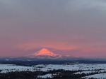 Mt. Adams Sunrise
