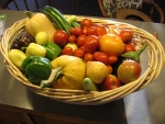 I Harvest Basket