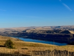 web Peg- Columbia River from Stacker Butte