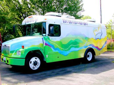 E-Bookmobile information